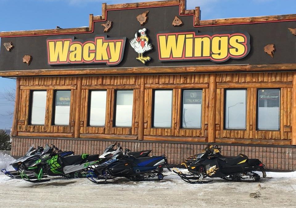 Wacky Wings – North Bay